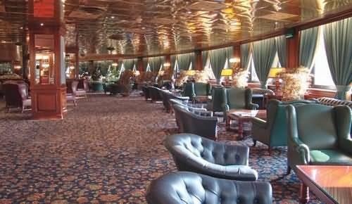 1987 – Ristorante Ascot del Grand hotel Brun