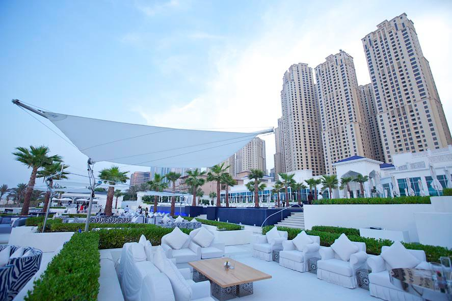 2012 – Ristorante Giannino a Dubai ''meydan beach club''
